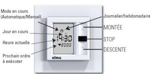 horloge programmable timer ac simu nouvelle collection. Black Bedroom Furniture Sets. Home Design Ideas