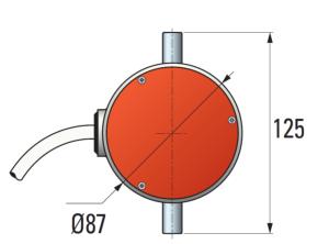 moteur t8 150 nm simu pour grilles et rideaux m talliques. Black Bedroom Furniture Sets. Home Design Ideas