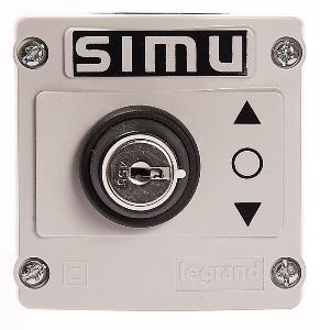 simubox 80nm monophas pour portes sectionnelles. Black Bedroom Furniture Sets. Home Design Ideas